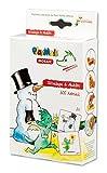 Play maíz 160574.2Mini Mosaic Tabaluga & Arktos Juego de Manualidades