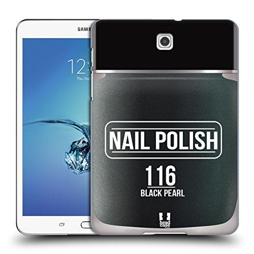 Head Case Designs Grün Kreise Mod Muster Soft Gel Hülle für Apple iPhone 5 / 5s / SE Black Pearl