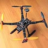 Rcmodelpart DIY S500 Quadcopter with APM2.8 Flight Controller NEO-7M GPS and HP2212 920KV Brushless Motor + Simonk 30A ESC