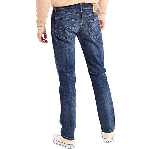 Levi's Uomo 511 slim fit Crosstown Jeans, Blu CROSSTOWN DENIM
