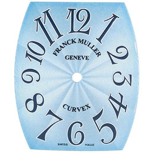 franck-muller-cintree-curvex-23-x-28-mm-bleu-clair-cadran-pour-montre-femme