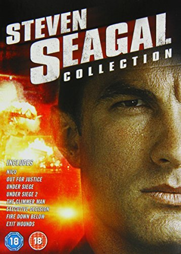 The Steven Seagal Collection: Executive Decision / Exit Wounds / Fire Down Below / Nico / Out for Justice / The Glimmer Man / U