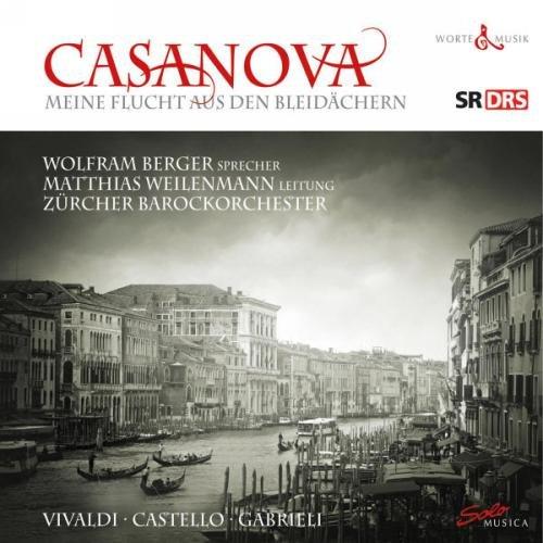 Casanova - Meine Flucht aus den Bleidächern