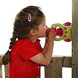 Kinder Megaphone für Spielturm Lemon/Grün