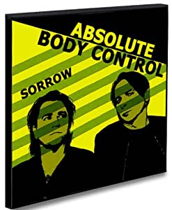 """Absolute Body Control-EP """"Sorrow"""" mit Sonic Seducer 11-10 + My Chemical Romance Sticker & CD; Bands: Die Krupps (Titel), Covenant u. v. m."""