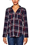 edc by Esprit 107cc1f011, Blouse Femme, Rouge (Berry Red 625), X-Large