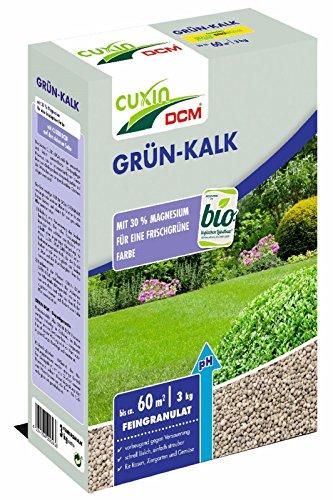 Cuxin Grün Kalk Feingranulat 3 Kg