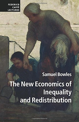 The New Economics of Inequality and Redistribution Paperback (Federico Caffè Lectures)