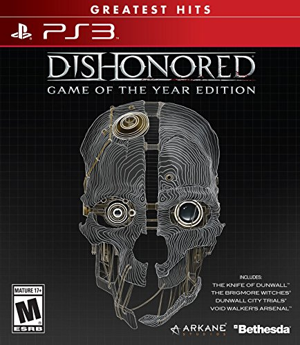 Dishonored: Game of the Year Edition - PS3  available at amazon for Rs.845