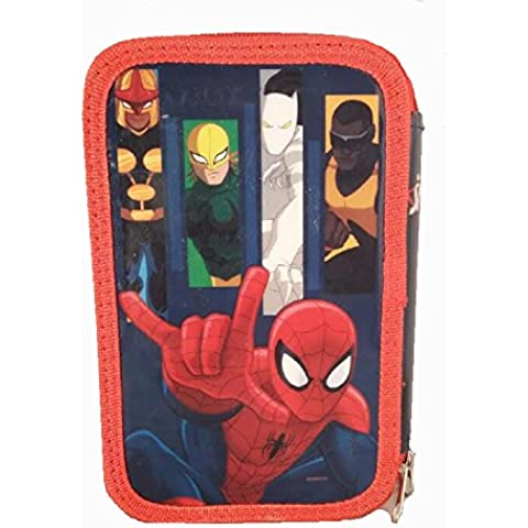 Deluxe-Astuccio di Spiderman - Deluxe Pencil Case
