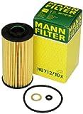 MANN-FILTER HU 712/10 X Ölfilter