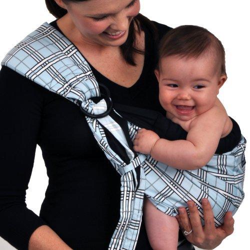 balboa-baby-dr-sears-adjustable-sling-blue-plaid-by-balboa-baby