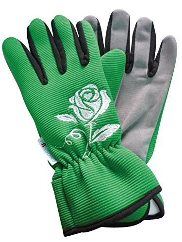 Hansons Garden gg113 Mesdames gants rembourrés en polyester/spandex