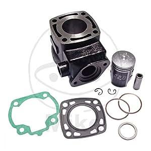 Kit cylindre Naraku 50cc pour Kymco Super 9 LC, Dink 50cc