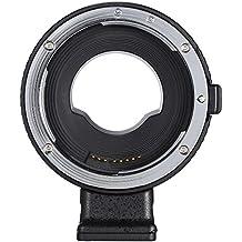 Andoer EF-MFT Auto-enfoque Anillo Adaptador de Montaje de Lente Electrónica para Canon EOS EF/EF-S Lente M4/3 Cámara como Olympus Panasonic M4/3 Cámara