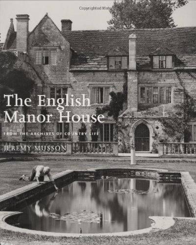 """English Manor Houses: From the Archives of """"Country Life"""" (Country Life)"""