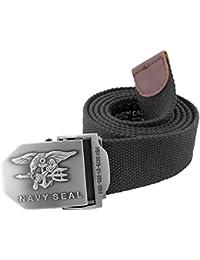 Helikon Navy Seal Cinturón Negro tamaño L (130cm)