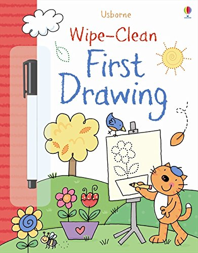 Wipe-clean first drawing (Wipe-clean Books)