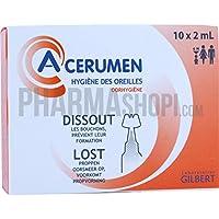 Gilbert A-Cerumen Ear Hygiene 10 x 2ml preisvergleich bei billige-tabletten.eu