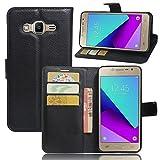 VIFLYKOO Samsung Galaxy J2 Prime Hülle, VIFLYKOO Tasche im