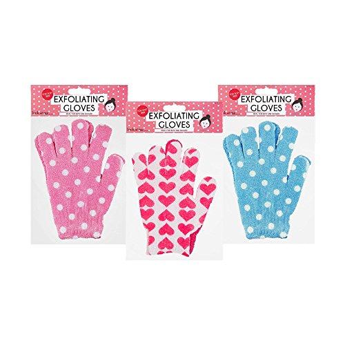 treues n-52162Badewanne und Dusche Peeling-Handschuhe, 1Paar (2Stück)