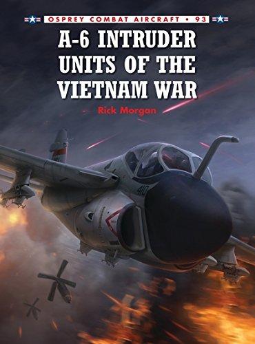 A-6 Intruder Units of the Vietnam War (Combat Aircraft)