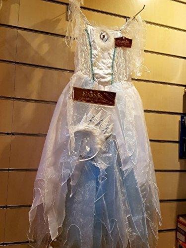 Déguisement de la sorcière reine des neiges enfant sur cintre - Le monde de Narnia - Disney - Enfant - 9-11 ()