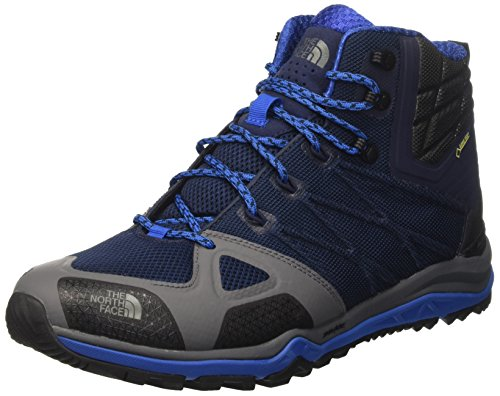 The North Face M Ultra Fastpack Ii Mid Gtx, Chaussures de Marche Homme