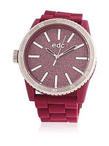 edc by Esprit Damen-Armbanduhr glitter star Analog Quarz Resin EE100922018