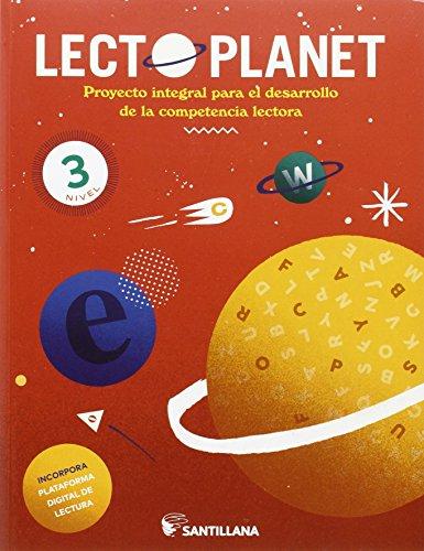 Cuaderno lectoplanet nivel 2 6 primaria por From Santillana Educación, S.L.