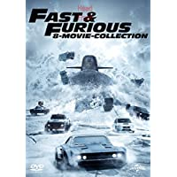 Fast & Furious - 8 Movie Collection