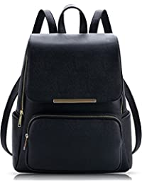 93a6686112 Alice 7 Liters Black Casual Backpack Stylish Girls School Bag College Bag  Casual Backpack Handbag