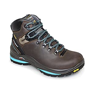 516avJn7GFL. SS300  - Grisport Women's Lady Glide High Rise Hiking Boots