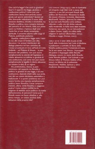 Zoom IMG-1 le leggi di platone trama