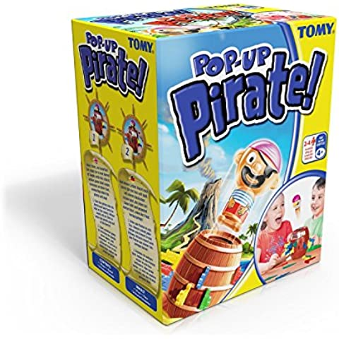 Tomy juguetes - Pop up Pirate