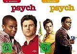 Psych Staffel 3+4 (8 DVDs)
