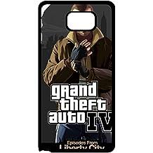 New Style 4226340za840593419note5Design Samsung Galaxy Note 5Durable TPU Case Cover Grand Theft Auto IV–Episoden von Liberty City Amy Nightwing 'Spiel der Shop