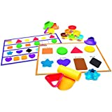 Play-Doh Shape And Learn Colours And Shapes