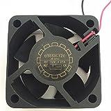 Neuf DC sans balais ventilateur D50sh-12C 505020 mm 12 V 0.27 A 2 broches 2 fils ventilateur de processeur