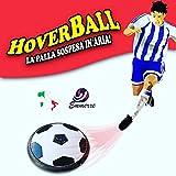 Pallone Calcio Palla Fluttuante con Luce LED Interno con Luce LED Giocattoli per Bambini Regalo Bimbo Bambino Football Soccer Disco Indoor