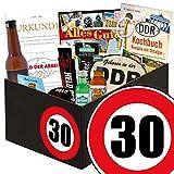 Geschenk Idee für echte Ossi Männer zum 30. - DDR Paket Männerbox |