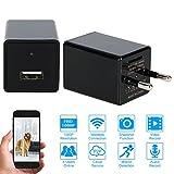 Telecamera WiFi Nascosta  camuffata in caricabatterie USB