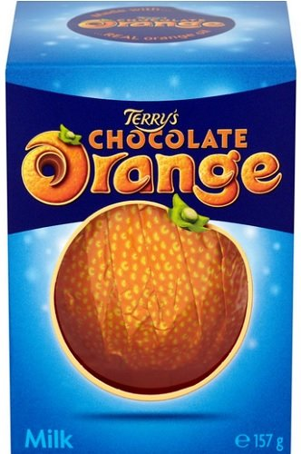 Terry\'s Chocolate Orange 2 x 157g