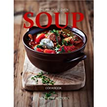 The Halogen Oven Soup Cookbook (English Edition)