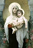 Das Museum Outlet – The Madonna Of The Roses – Poster (61 x 45,7 cm)