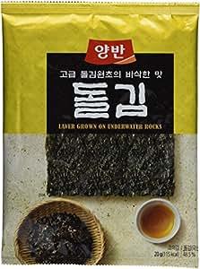 Dongwon Seetang, geröstet, gewürzt, 5er Pack (5 x 20 g Packung)