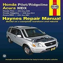 2017 honda pilot manuals