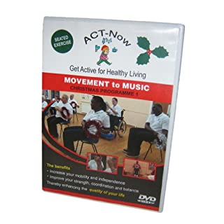 ACT-Now Movement to Music Christmas Programme 1 (2012)
