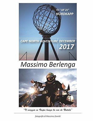 December 2017: Il viaggio in Vespa lungo la via di Natale ()