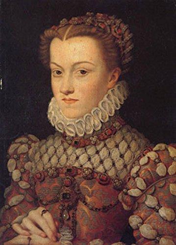 Elisabeth of Austria, queen of France, Francois Clouet